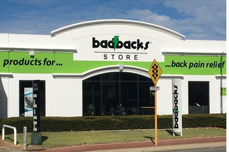 Bad Backs Nedlands