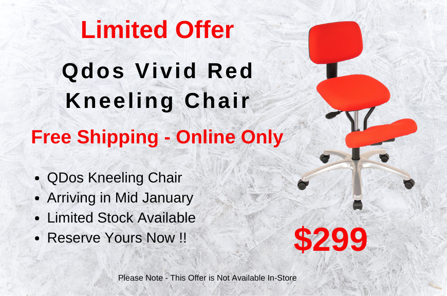 Qdod Vivid Knelling Chair - Limited Offer